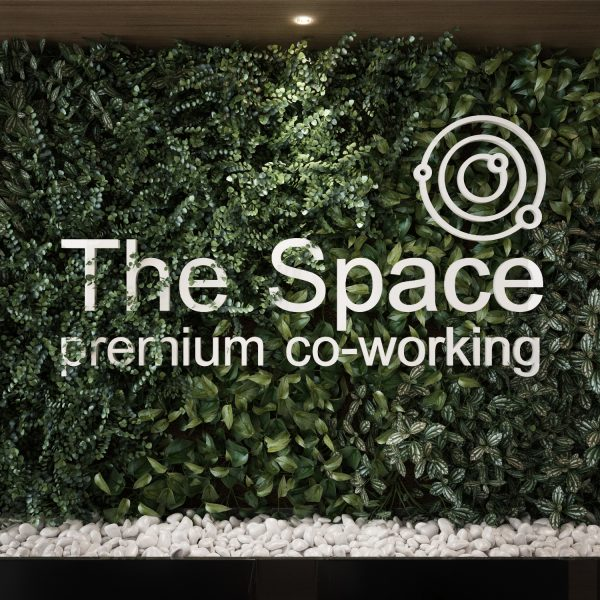 "Co-working office ""The Space"""